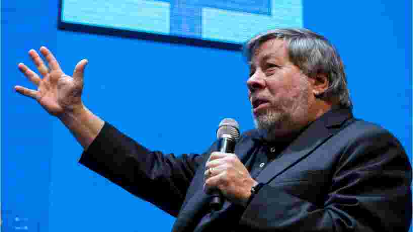 Le cofondateur d'Apple Steve Wozniak prévient que la croissance des cryptomonnaies va être étouffée par la réglementation des États