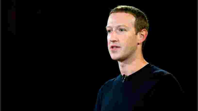 Mark Zuckerberg perd 7 Mds$ suite au boycott de Facebook par Coca-Cola