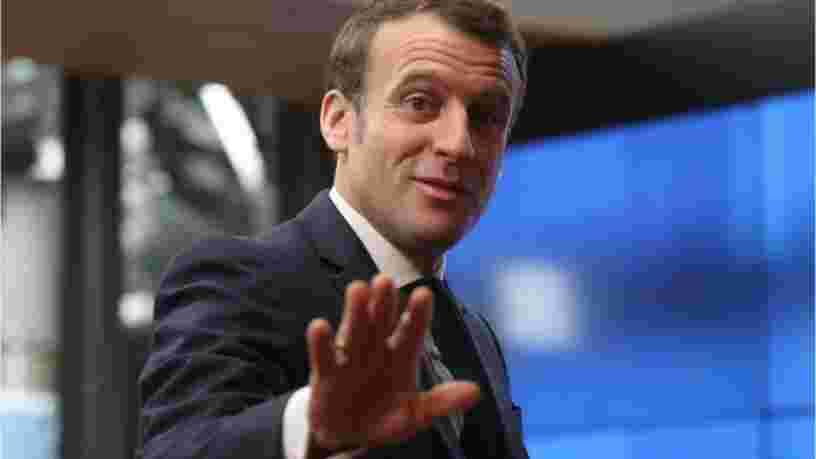 Emmanuel Macron distribue les bons et mauvais points à Lidl et Leclerc avant le salon de l'Agriculture