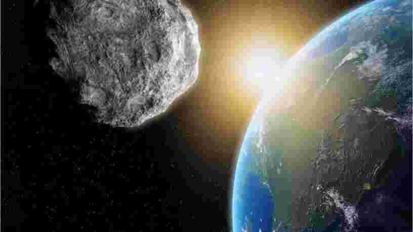 La NASA avertit qu'un astéroïde 'potentiellement dangereux' passera 'près' de la Terre ce vendredi