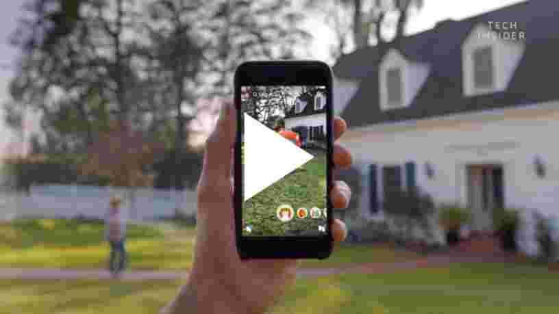 VIDEO : Pourquoi Snapchat est en difficulté aujourd'hui. Et Facebook n'y est pas pour rien.