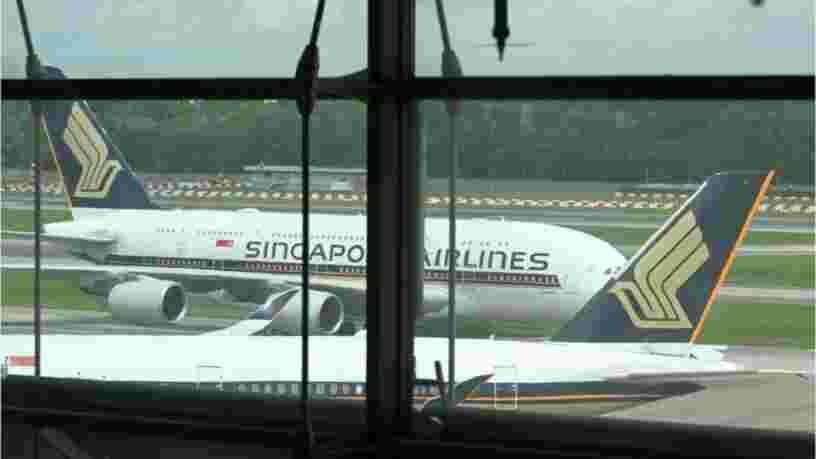 Singapore Airlines devrait proposer des 'vols vers nulle part' qui décollent et atterrissent au même aéroport