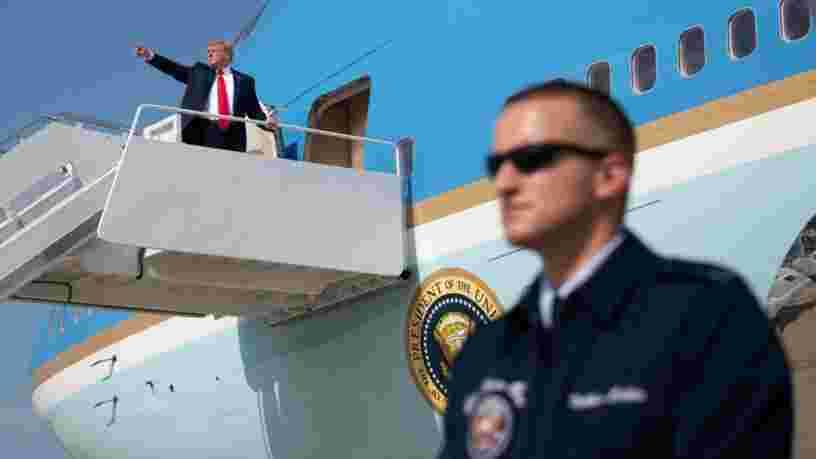 Le coût des nouveaux Air Force One de Donald Trump a dépassé de loin les premières estimations