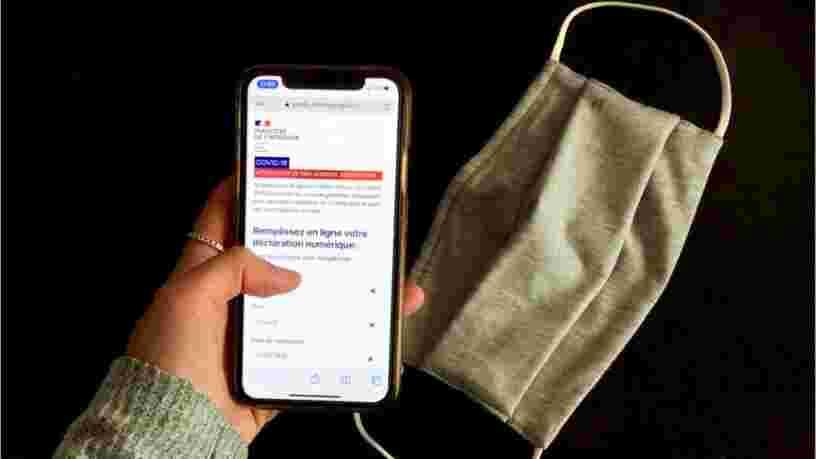 Comment remplir automatiquement l'attestation de déplacement sur votre téléphone Android ou iOS