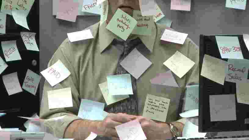 Voici une astuce simple de gestion du temps inventée par le président Eisenhower pour devenir plus productif et moins stressé au travail