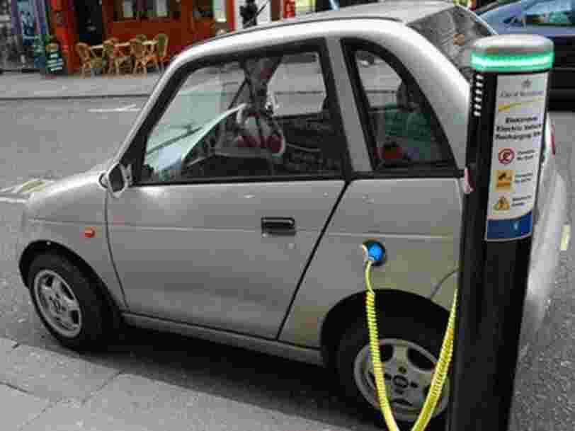 Morgan Stanley is wrong — electric cars aren't going to take over