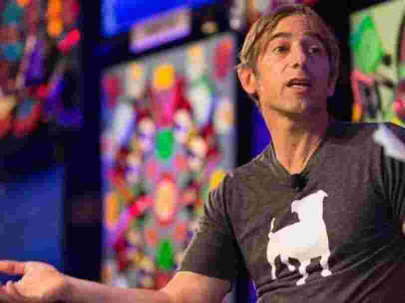 Zynga founder Mark Pincus is giving up his 70% voting control of the company