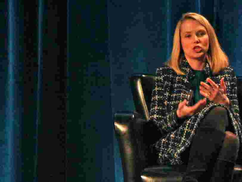 How Marissa Mayer Figured Out Work-At-Home Yahoos Were Slacking Off