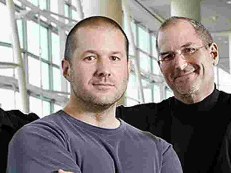 Legendary Apple designer Jony Ive says that a conversation with Steve Jobs inspired the name of his new company LoveFrom: 'You are expressing your gratitude to humanity'