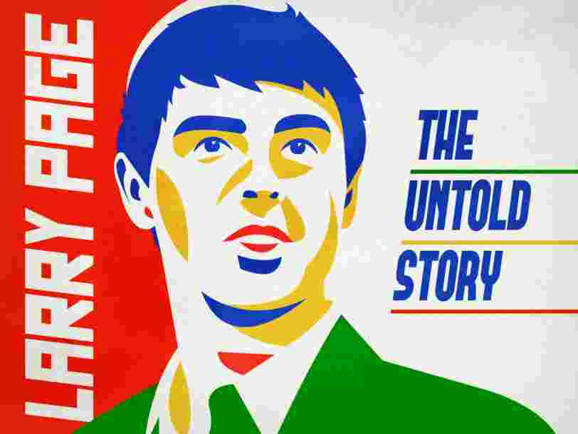 The Untold Story Of Larry Page's Incredible Comeback