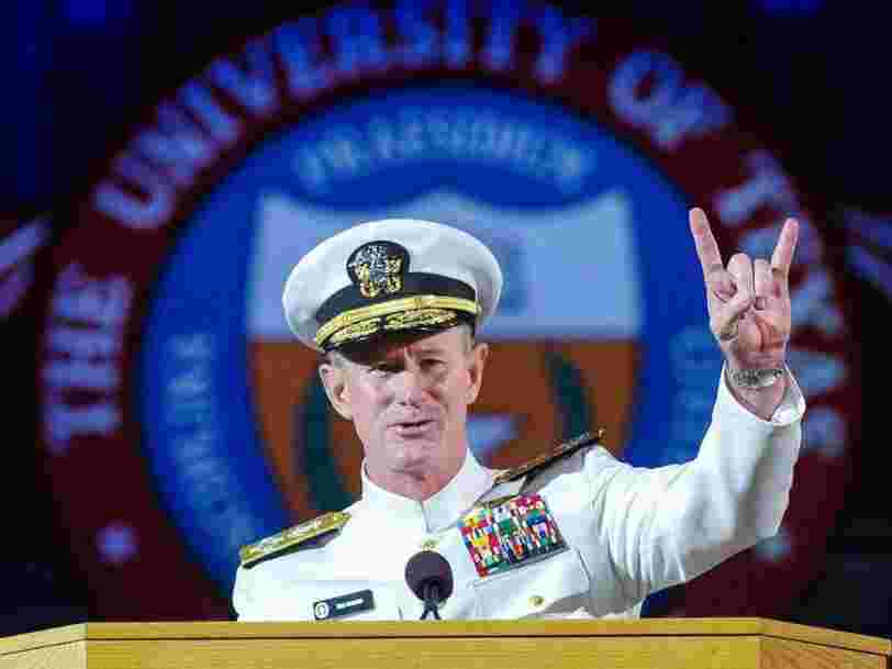 Navy SEAL who oversaw bin Laden raid says America's biggest national security issue is the K-12 education system