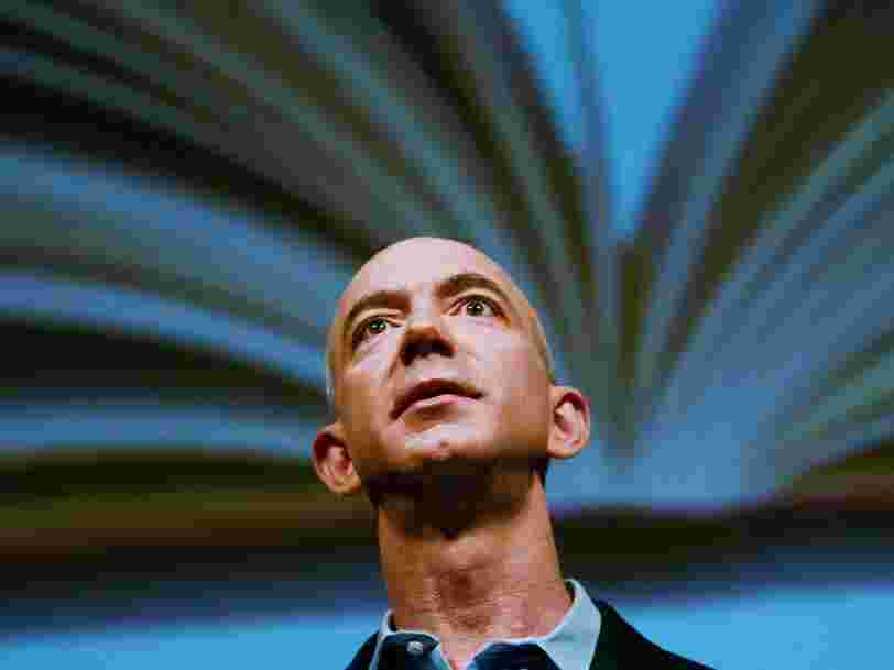 41 photos of Amazon's incredible journey from the dot-com crash to a trillion-dollar company