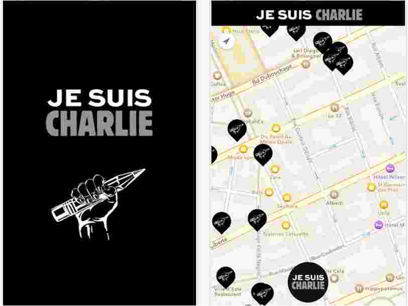 A French News Website Got Tim Cook To Approve Its 'Je Suis Charlie' App In One Hour