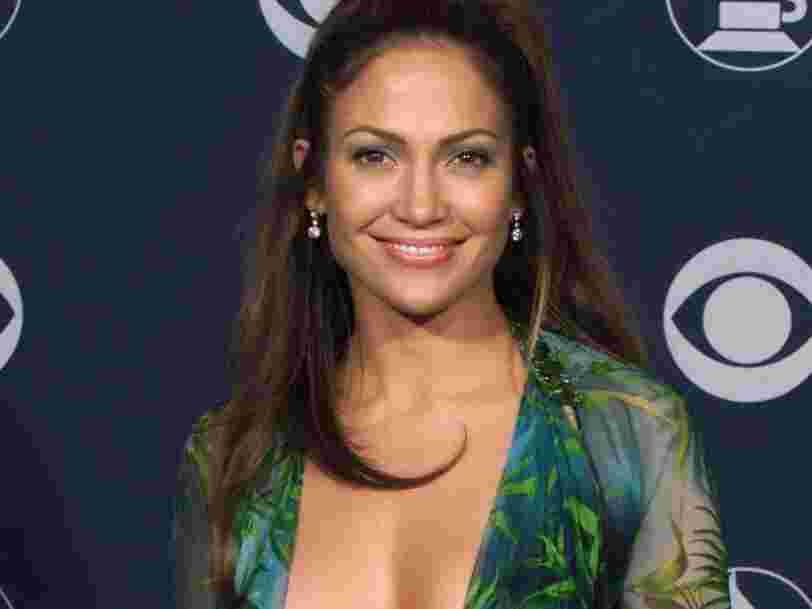 How Jennifer Lopez's infamous 2000 Grammys dress inspired Google image search