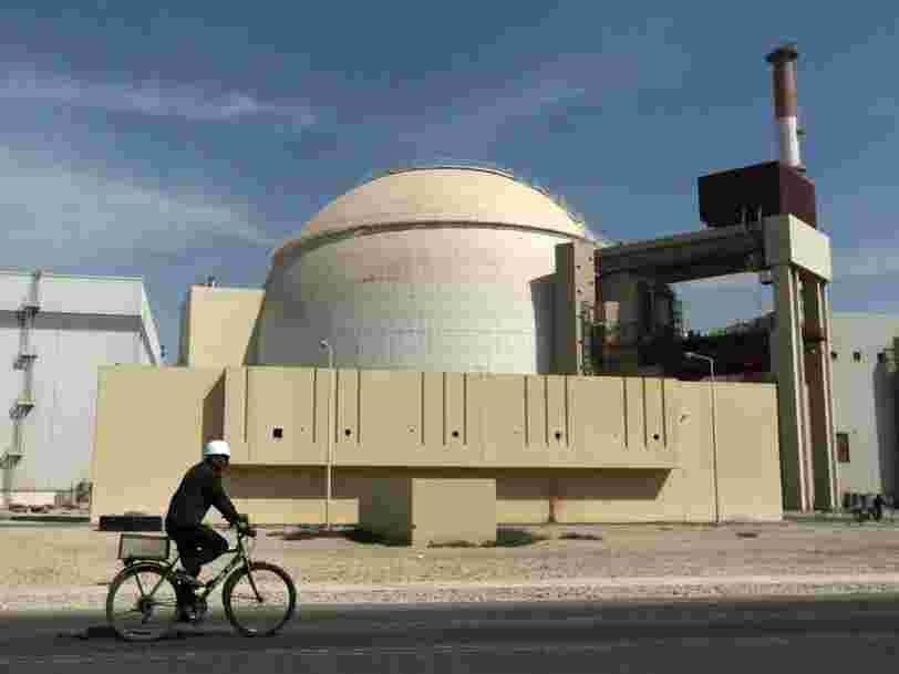 Iran's nuclear program may have cost the country $500 billion or more