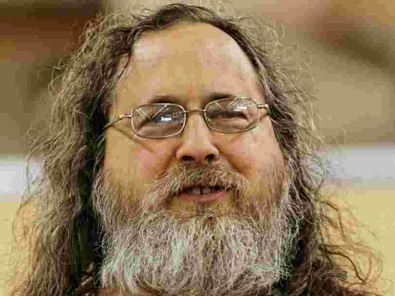 A programmer explains why he's willing to quit rather than work with industry legend Richard Stallman, who resigned from MIT after controversial remarks on Jeffrey Epstein