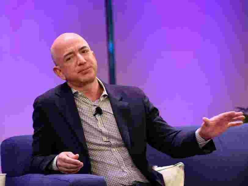 A 2004 email from Jeff Bezos explains why PowerPoint presentations aren't allowed at Amazon
