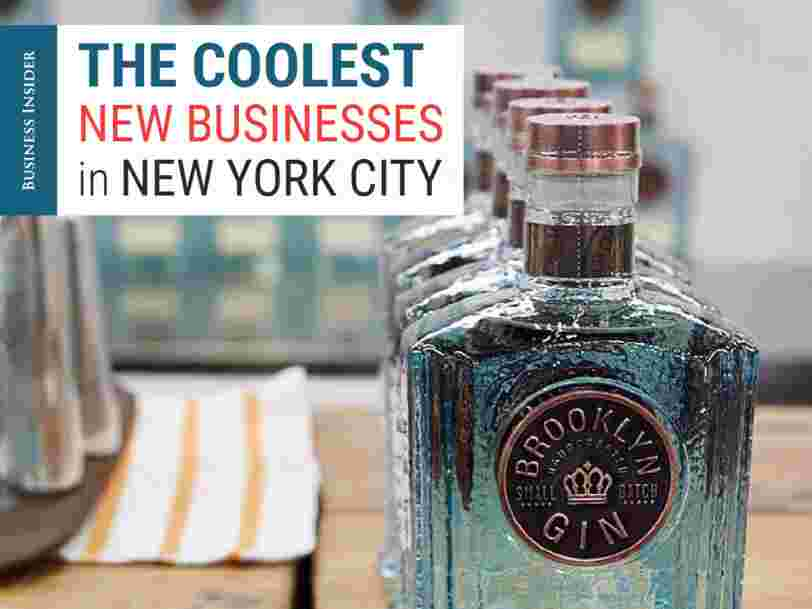 The 29 coolest new businesses in New York City