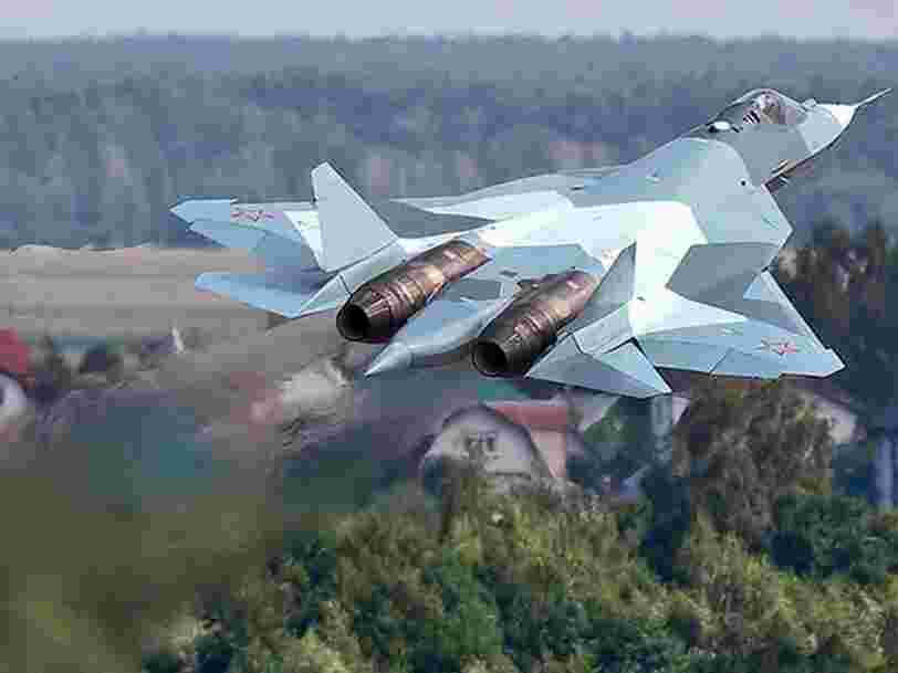 Russia's newest fighter jet is 5th-generation 'in name only'