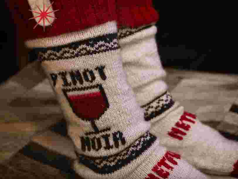 Netflix has created 'smart' socks that sense when you fall asleep and pause the show you're watching