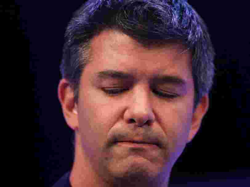 Uber's bad year: The stunning string of blows that upended the world's most valuable startup