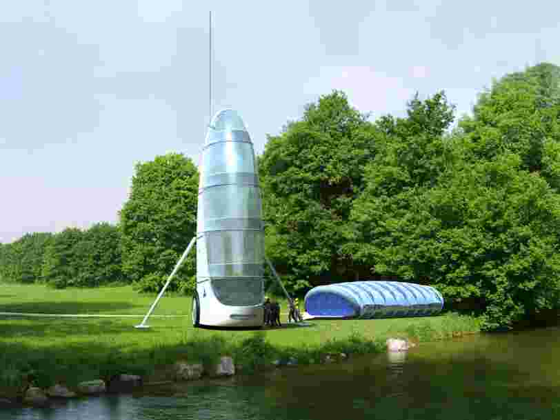 5 tiny off-grid pods that could replace your house