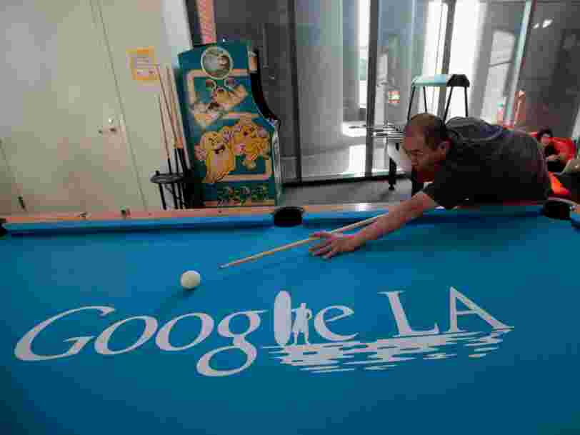These 23 photos prove Google has the coolest offices around the world