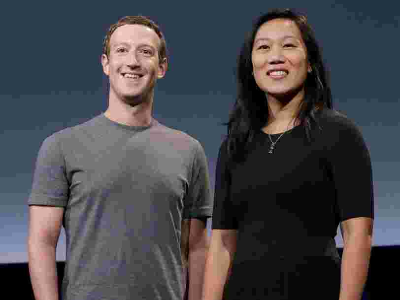 Here's what's behind Mark Zuckerberg and Priscilla Chan's $3 billion plan to cure all disease