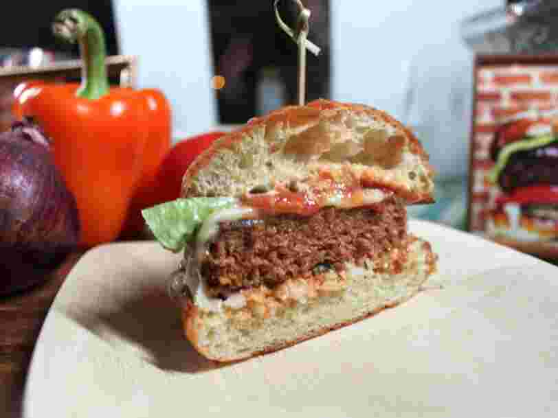 It requires 22 ingredients for the Beyond Burger to replicate the taste and texture of a classic hamburger - here's what they are