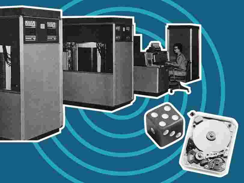 Computer hard drives have shrunk like crazy over the last 60 years — here's a look back
