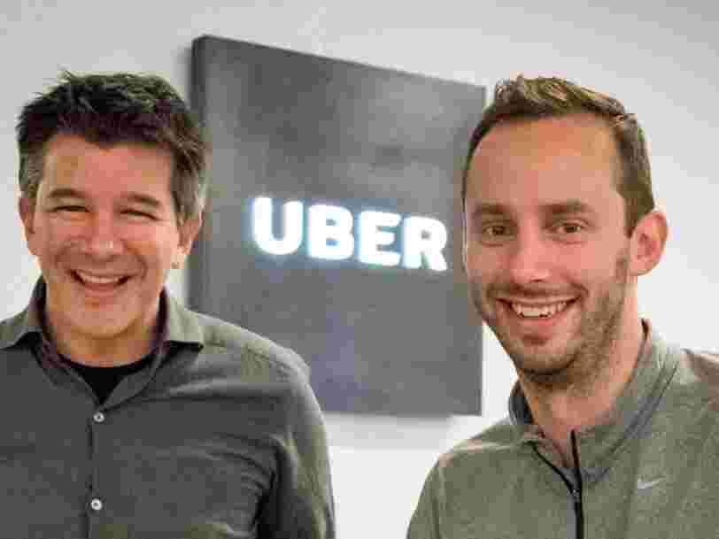 The man who invented the first self-driving motorcycle is leading Uber into the future