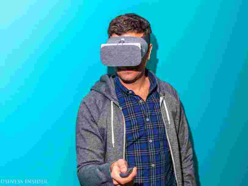 Google abandons its phone-powered VR headset, Daydream, admitting almost no one used it