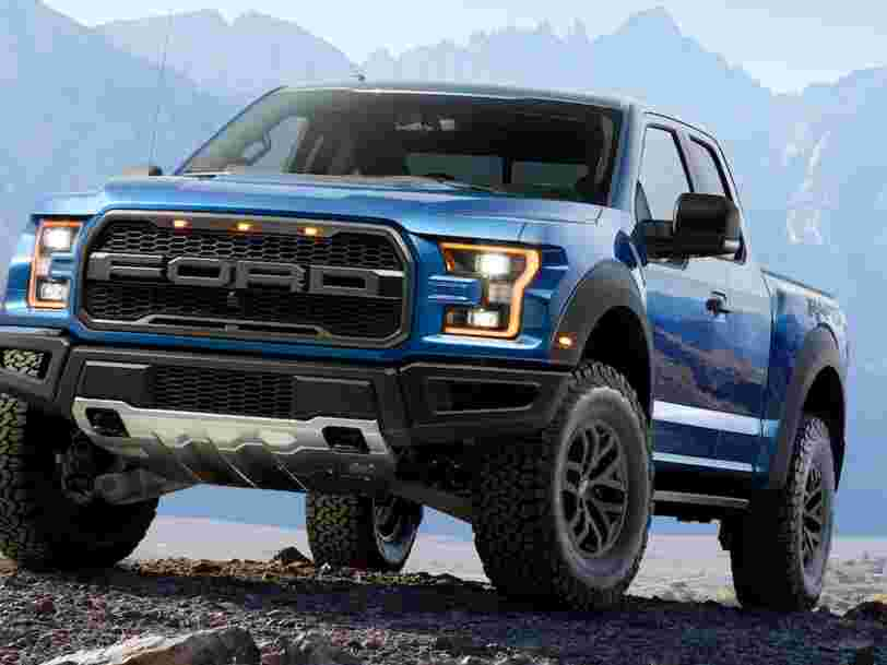 The 20 best-selling cars and trucks in America