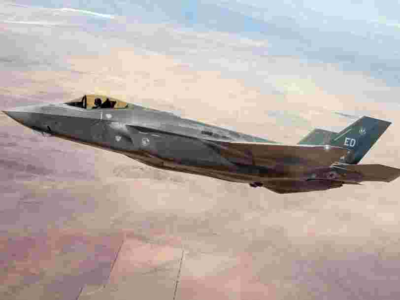 US officials deny reports that missing Japanese F-35 is found