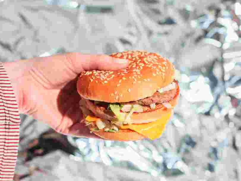 The Big Mac at 50: McDonald's CEO on 'MacCoin,' the Big Mac Index, and why there will probably never be a veggie Big Mac
