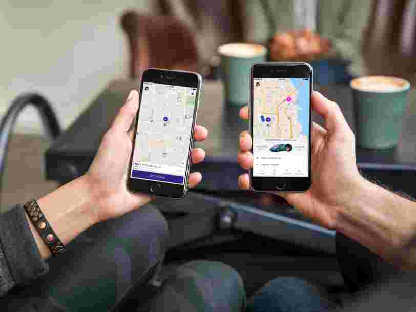 Lyft has surpassed Uber in daily downloads for the first time ever