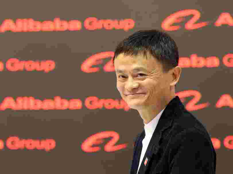 Jack Ma will step down as chairman of Chinese e-commerce giant Alibaba in September 2019