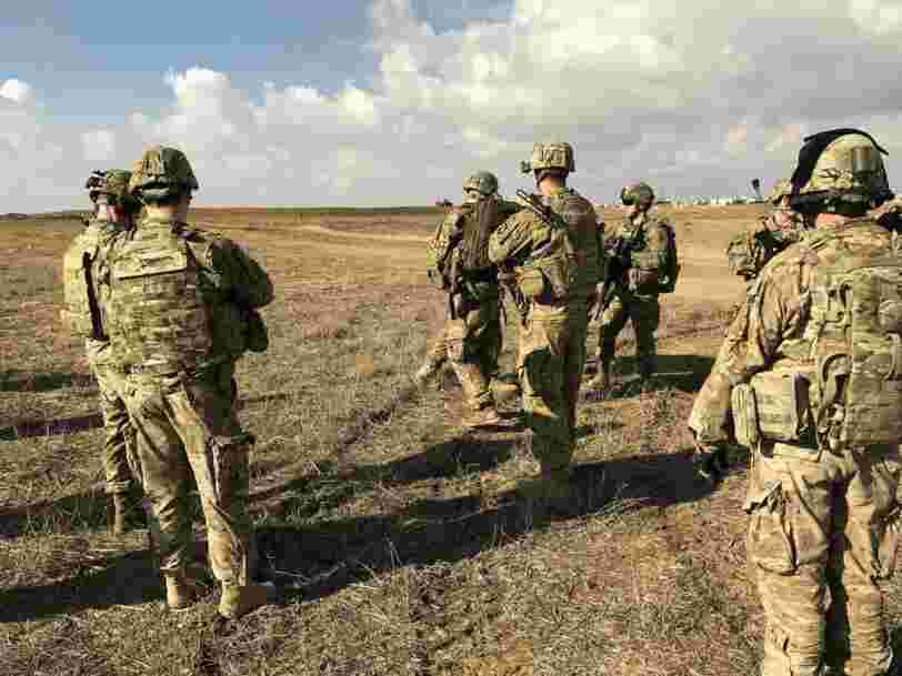 The US warned Iraq that its access to a key bank account holding billions is in jeopardy if the country expels American troops