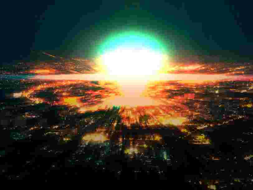 This simulator shows what a nuclear explosion would do to your town — and it just got a scary (yet helpful) new feature