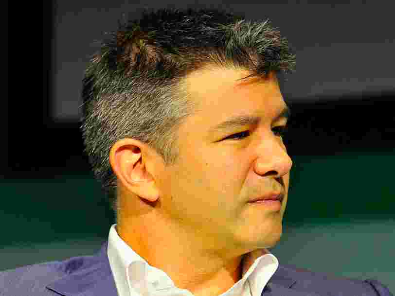 Travis Kalanick resigns as Uber CEO