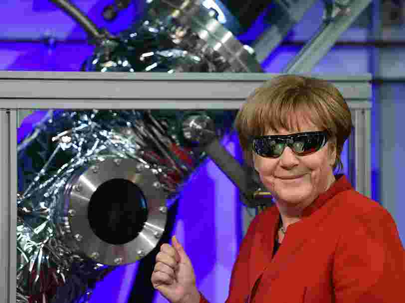 A look inside the daily life of German Chancellor Angela Merkel, a former chemist who has been Forbes' most powerful woman in the world for 9 straight years and can get by on only 4 hours of sleep