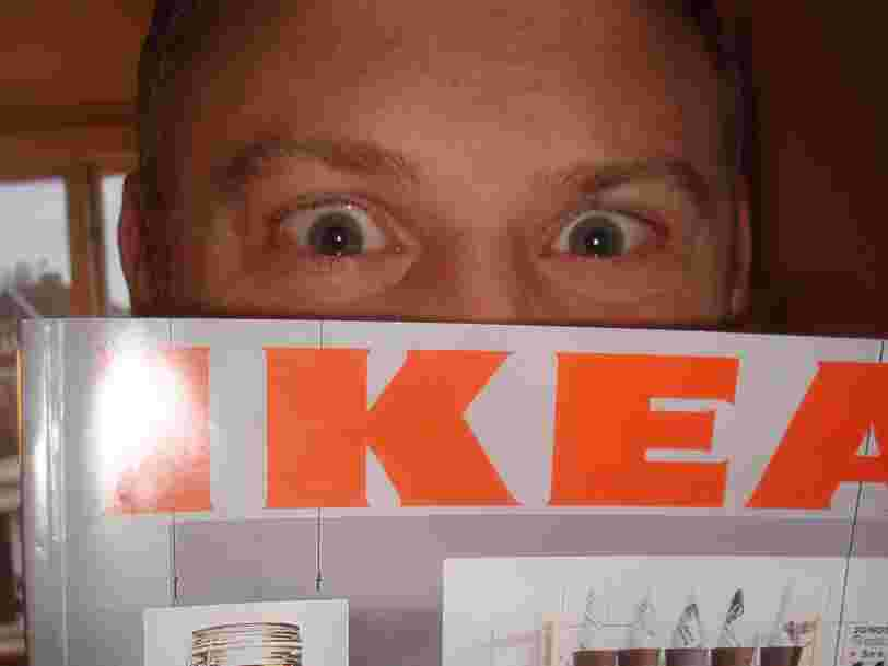 Ikea's catalog is as popular as the Bible and the Quran
