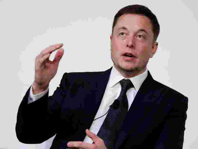 Here's the coolest thing about Tesla's CEO Elon Musk
