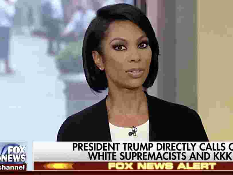 Right-wing media have focused on blasting the mainstream media and Democrats after white supremacist violence in Charlottesville