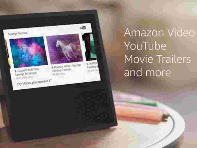 Google has pulled the YouTube app from the Amazon Echo Show