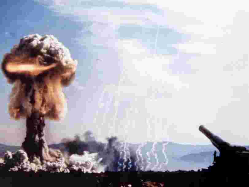 Nukes aren't just for bombers and subs. Here are some unusual ways militaries have also planned to drop the bomb