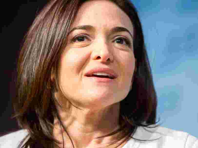 Sheryl Sandberg reportedly wanted to know if George Soros, who publicly criticized Facebook, was shorting the company's stock