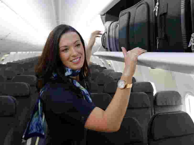 Airline workers share 14 insider facts about flying most passengers don't know