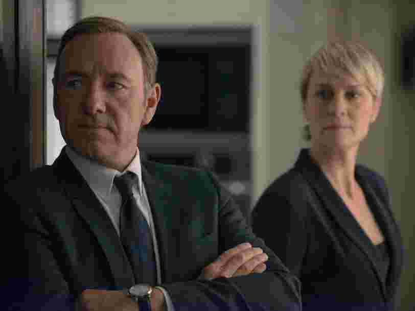 Netflix confirms that 'House of Cards' will end with season 6, a day after star Kevin Spacey was accused of sexual misconduct
