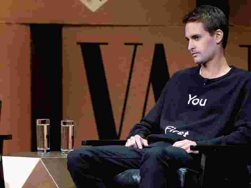 Snapchat is redesigning its app after CEO Evan Spiegel admitted it's too difficult to use